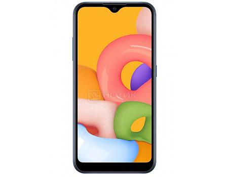 """Смартфон Samsung Galaxy M01 SM-M015F Blue (Android 10.0/SDM439 1950MHz/5.70"""" 1520x720/3072Mb/32Gb/4G LTE ) [SM-M015FZBDSER]"""