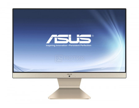 Моноблок ASUS Vivo AiO A6432FAK-BA010D (21.50 IPS (LED)/ Core i3 10110U 2100MHz/ 8192Mb/ SSD / Intel UHD Graphics 64Mb) Endless OS [90PT02G1-M04640]