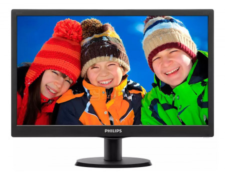 Монитор 195 Philips 203V5LSB26 WXGA++ TN VGA Черный 203V5LSB26/62.