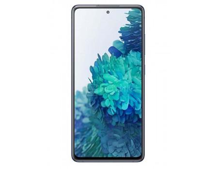 """Смартфон Samsung Galaxy S20 FE 128Gb SM-G780F Cloud Blue (Android 10.0/Exynos 990 2730MHz/6.50"""" 2400x1080/6144Mb/128Gb/4G LTE ) [SM-G780FZBMSER]"""