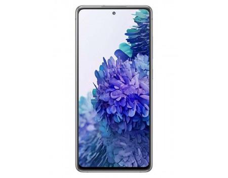 """Смартфон Samsung Galaxy S20 FE 128Gb SM-G780F Cloud White (Android 10.0/Exynos 990 2730MHz/6.50"""" 2400x1080/6144Mb/128Gb/4G LTE ) [SM-G780FZWMSER]"""