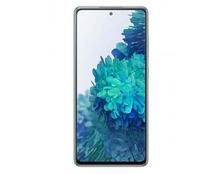 "Смартфон Samsung Galaxy S20 FE 128Gb SM-G780F Cloud Mint (Android 10.0/Exynos 990 2730MHz/6.50"" 2400x1080/6144Mb/128Gb/4G LTE ) [SM-G780FZGMSER]"
