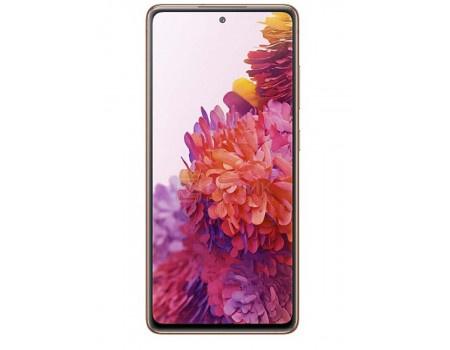 "Смартфон Samsung Galaxy S20 FE 128Gb SM-G780F Cloud Orange (Android 10.0/Exynos 990 2730MHz/6.50"" 2400x1080/6144Mb/128Gb/4G LTE ) [SM-G780FZOMSER]"
