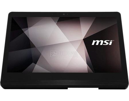 Моноблок AIO MSI Pro 16 Flex 8GL-058XRU (15.60 TN (LED)/ Celeron Dual Core N4000 1100MHz/ 4096Mb/ SSD / Intel UHD Graphics 600 64Mb) Без ОС [9S6-A62511-058]