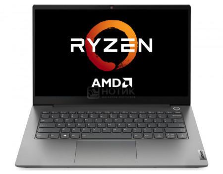 Ноутбук Lenovo ThinkBook 14 G2 ARE (14.00 IPS (LED)/ Ryzen 5 4500U 2300MHz/ 8192Mb/ SSD / AMD Radeon Graphics 64Mb) Без ОС [20VF003BRU]