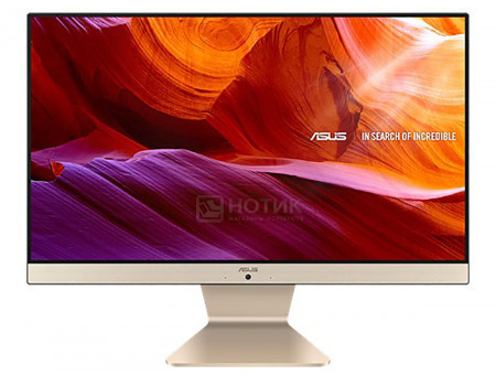 Моноблок ASUS Vivo AiO V222FBK-BA014T (21.50 IPS (LED)/ Core i3 10110U 2100MHz/ 8192Mb/ HDD+SSD 1000Gb/ NVIDIA GeForce® MX110 2048Mb) MS Windows 10 Home (64-bit) [90PT02H1-M00520]
