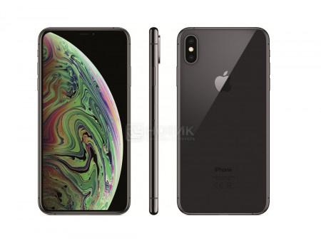 Смартфон Apple iPhone XS Max 256Gb Space Gray (как новый) (iOS 12/A12 Bionic 2490MHz/6.50 2688x1242/4096Mb/256Gb/4G LTE ) [FT532RU/A].