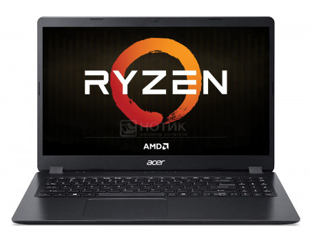 Ноутбук Acer Aspire 3 A315-42-R11C (15.60 TN (LED)/ Ryzen 7 3700U 2300MHz/ 8192Mb/ SSD / AMD Radeon RX Vega 10 Graphics 64Mb) Без ОС [NX.HF9ER.045].