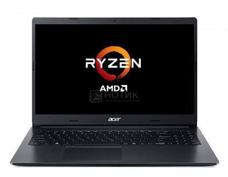 Ноутбук Acer Extensa 15 EX215-22-R21J (15.60 TN (LED)/ Ryzen 3 3250U 2600MHz/ 8192Mb/ SSD / AMD Radeon Graphics 64Mb) MS Windows 10 Home (64-bit) [NX.EG9ER.00L].
