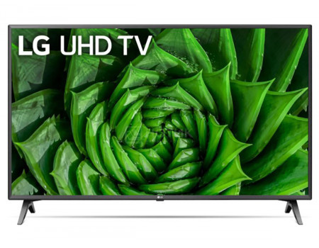 Телевизор LG 50 LED, UHD, IPS. Smart TV (webOS), Звук (2x10 Вт), 4xHDMI, 2xUSB, 1xRJ-45, Черный, 50UN80006LC