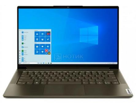 Ультрабук Lenovo Yoga Slim 7-14 14ITL05 (14.00 IPS (LED)/ Core i7 1165G7 2800MHz/ 16384Mb/ SSD / Intel Iris Xe Graphics 64Mb) MS Windows 10 Home (64-bit) [82A3004QRU]