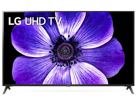 Телевизор LG 70 LED, UHD, IPS. Smart TV (webOS), Звук (2x10 Вт), 3xHDMI, 2xUSB, 1xRJ-45, Темно-Серый, 70UN70706LA