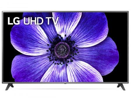 Телевизор LG 75 LED, UHD, IPS. Smart TV (webOS), Звук (2x10 Вт), 3xHDMI, 2xUSB, 1xRJ-45, Темно-Серый (Титан), 75UN70706LC