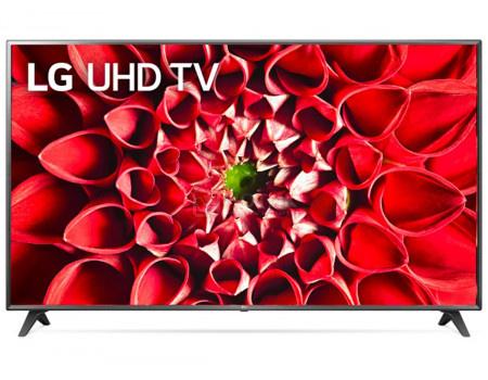 Телевизор LG 75 LED, UHD, IPS. Smart TV (webOS), Звук (2x10 Вт), 3xHDMI, 2xUSB, 1xRJ-45, Темно-Серый (Титан), 75UN71006LC