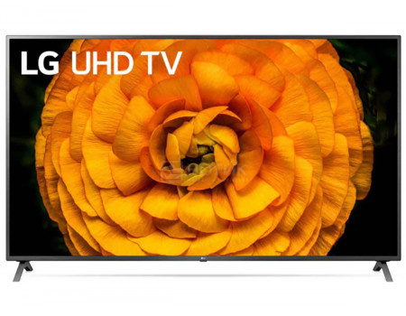 Телевизор LG 82 LED, UHD, IPS. Smart TV (webOS), Звук (2x10 Вт), 4xHDMI, 3xUSB, 1xRJ-45, Темно-Серый, 82UN85006LA