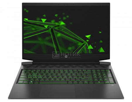 Ноутбук HP Pavilion Gaming 16-a0036ur (16.10 IPS (LED)/ Core i5 10300H 2500MHz/ 16384Mb/ SSD / NVIDIA GeForce® RTX 2060 в дизайне MAX-Q 6144Mb) Free DOS [2X0P3EA]