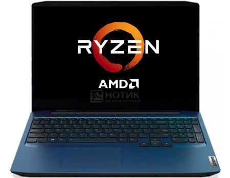 Ноутбук Lenovo IdeaPad Gaming 3-15 15ARH05 (15.60 IPS (LED)/ Ryzen 5 4600H 3000MHz/ 16384Mb/ SSD / NVIDIA GeForce® GTX 1650 4096Mb) Free DOS [82EY009KRK]