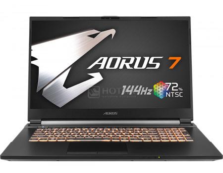 Ноутбук GIGABYTE AORUS 7 SB (17.30 IPS (LED)/ Core i7 10750H 2600MHz/ 16384Mb/ SSD / NVIDIA GeForce® GTX 1660Ti 6144Mb) MS Windows 10 Home (64-bit) [9RC47SB8BG4S1RU0000].