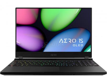 Ноутбук GIGABYTE AERO 15 OLED XB RTX Studio (15.60 AMOLED/ Core i7 10875H 2300MHz/ 16384Mb/ SSD / NVIDIA GeForce® RTX 2070 Super в дизайне MAX-Q 8192Mb) MS Windows 10 Professional (64-bit) [9RP75XBTDG8T1RU0000].