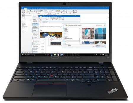 Ноутбук Lenovo ThinkPad T15p Gen 1 (15.60 IPS (LED)/ Core i5 10300H 2500MHz/ 8192Mb/ SSD / Intel UHD Graphics 64Mb) Без ОС [20TN001PRT]