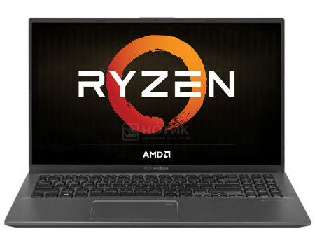 Ноутбук ASUS VivoBook 15 X512DA-EJ434T (15.60 TN (LED)/ Ryzen 3 3200U 2600MHz/ 8192Mb/ SSD / AMD Radeon Vega 3 Graphics 64Mb) MS Windows 10 Home (64-bit) [90NB0LZ3-M27950]