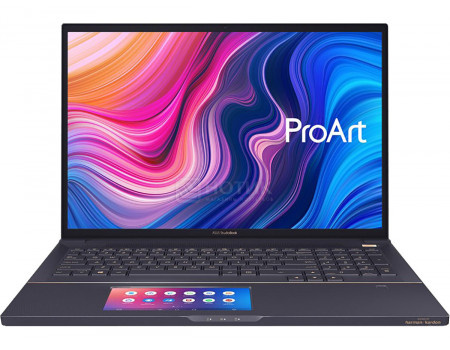 Ноутбук ASUS ProArt StudioBook Pro X W730G5T-H8099TS RTX Studio (17.00 IPS (LED)/ Core i7 9750H 2600MHz/ 32768Mb/ SSD / NVIDIA Quadro RTX 5000 16384Mb) MS Windows 10 Home (64-bit) [90NB0M32-M03820]