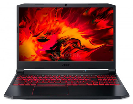 Ноутбук Acer Nitro 5 AN515-55-54A9 (15.60 IPS (LED)/ Core i5 10300H 2500MHz/ 8192Mb/ SSD / NVIDIA GeForce® GTX 1650 4096Mb) MS Windows 10 Home (64-bit) [NH.Q7MER.00D].
