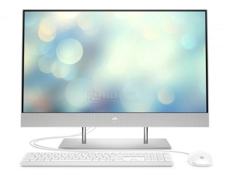 Моноблок HP 27-dp1000ur (27.00 IPS (LED)/ Core i3 1115G4 3000MHz/ 4096Mb/ SSD / Intel UHD Graphics 64Mb) MS Windows 10 Home (64-bit) [2S7R2EA]
