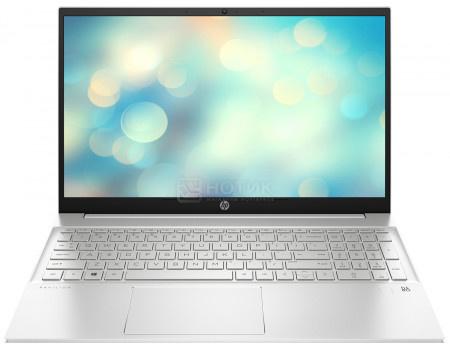 Ноутбук HP Pavilion 15-eg0065ur (15.60 IPS (LED)/ Core i3 1115G4 3000MHz/ 8192Mb/ SSD / Intel UHD Graphics 64Mb) MS Windows 10 Home (64-bit) [2X2U1EA]