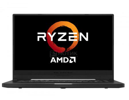 Ноутбук ASUS ROG ZEPHYRUS G15 GA502IV-HN080 (15.60 IPS (LED)/ Ryzen 9 4900HS 3000MHz/ 16384Mb/ SSD / NVIDIA GeForce® RTX 2060 в дизайне MAX-Q 6144Mb) Без ОС [90NR02R1-M02390]
