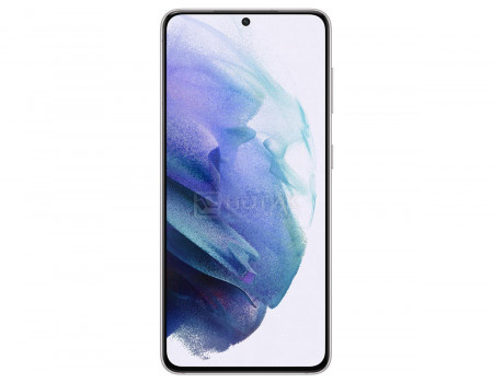 Смартфон Samsung Galaxy S21 256Gb SM-G991B Phantom White (Android 11.0/Exynos 2100 2900MHz/6.20