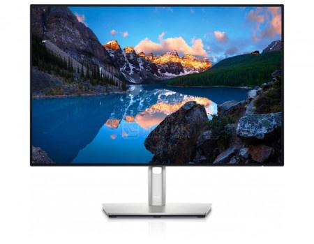 "Монитор 24,1"" Dell U2421E, FHD, IPS, HDMI, 2xDP, 2xUSB Type-C, 3xUSB 3.2, RJ-45, Серебристый/Черный 2421-9503"
