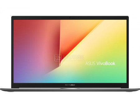 Ультрабук ASUS VivoBook S15 S533EQ-BN142T (15.60 IPS (LED)/ Core i7 1165G7 2800MHz/ 16384Mb/ SSD / NVIDIA GeForce® MX350 2048Mb) MS Windows 10 Home (64-bit) [90NB0SE1-M02420]