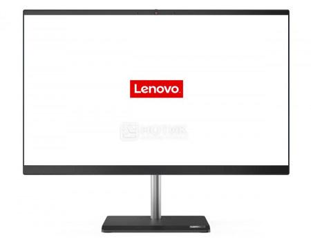 Моноблок Lenovo V50a-24 (23.80 IPS (LED)/ Core i7 10700T 2000MHz/ 16384Mb/ SSD / AMD Radeon 625 2048Mb) MS Windows 10 Professional (64-bit) [11FK0056RU]