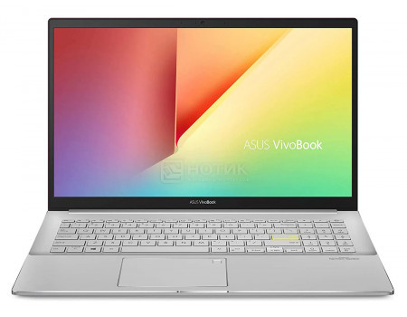Ультрабук ASUS VivoBook S15 S533EQ-BN137T (15.60 IPS (LED)/ Core i5 1135G7 2400MHz/ 8192Mb/ SSD / NVIDIA GeForce® MX350 2048Mb) MS Windows 10 Home (64-bit) [90NB0SE2-M02370]