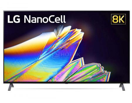 Телевизор LG 55 LED, 8K UHD, IPS. Smart TV (webOS), Звук (20 Вт (2x10 Вт)), 4xHDMI, 3xUSB, 1xRJ-45, Серый (Титан), 55NANO956NA