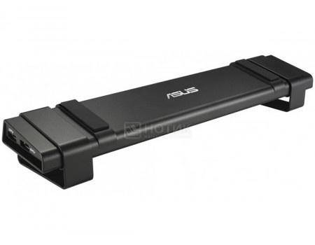 Док-станция ASUS USB3.0 HZ-3A Plus Docking Station 120W (4xUSB 3.0, mic, audio, 10/100/1000 LAN, DVI, HDMI) Черный 90XB05GN-BDS000