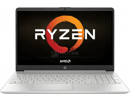 Ноутбук HP 15s-eq2025ur (15.60 IPS (LED)/ Ryzen 3 5300U 2600MHz/ 8192Mb/ SSD / AMD Radeon Graphics 64Mb) Free DOS [3B2X3EA]