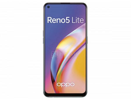 """Смартфон OPPO Reno5 Lite 8/128Gb Fantastic Purple (Android 11.0/Helio P95 2200MHz/6.43"""" 2400x1080/8192Mb/128Gb/4G LTE ) [6944284680647]"""