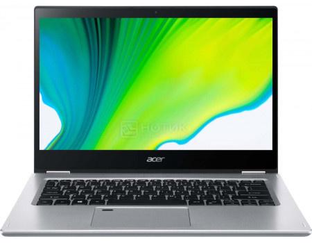 Ноутбук Acer Spin 3 SP314-54N-58C3 (14.00 IPS (LED)/ Core i5 1035G4 1200MHz/ 8192Mb/ SSD / Intel UHD Graphics 64Mb) MS Windows 10 Professional (64-bit) [NX.HQ7ER.002]