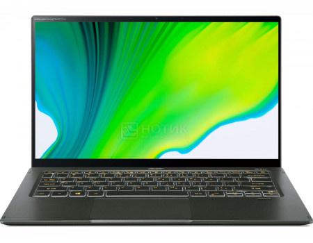Ноутбук Acer Swift 5 SF514-55TA-71JH (14.00 IPS (LED)/ Core i7 1165G7 2800MHz/ 16384Mb/ SSD / Intel Iris Xe Graphics 64Mb) MS Windows 10 Professional (64-bit) [NX.A6SER.006]