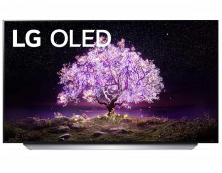 Телевизор LG 55, UHD, OLED. Smart TV (webOS), Звук (20 Вт (2x10 Вт)), 4xHDMI, 3xUSB, 1xRJ-45, Серебристый, OLED55C1RLA