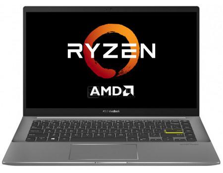 Ультрабук ASUS VivoBook S14 M433IA-EB005R (14.00 IPS (LED)/ Ryzen 5 4500U 1300MHz/ 8192Mb/ SSD / AMD Radeon Graphics 64Mb) MS Windows 10 Professional (64-bit) [90NB0QR4-M14720]