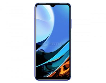 "Смартфон Xiaomi Redmi 9T 4/64Gb Twilight Blue (Android 10.0/SDM662 2000MHz/6.53"" 2340x1080/4096Mb/64Gb/4G LTE ) [31179]"