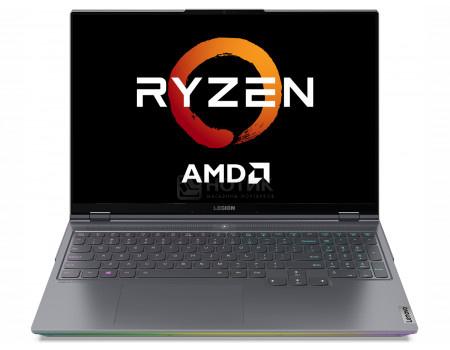 Ноутбук Lenovo Legion 7 16ACHg6 (16.00 IPS (LED)/ Ryzen 9 5900HX 3300MHz/ 32768Mb/ SSD / NVIDIA GeForce® RTX 3080 для ноутбуков 16384Mb) Без ОС [82N6001LRK]