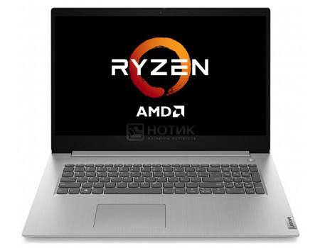 Ноутбук Lenovo IdeaPad 3 17ADA05 (17.30 TN (LED)/ Ryzen 5 3500U 2100MHz/ 8192Mb/ SSD / AMD Radeon Vega 8 Graphics 64Mb) MS Windows 10 Home (64-bit) [81W20097RU]