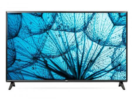 Телевизор LG 32 LED, HD, Smart TV (webOS), Звук(2x5 Вт), 2xHDMI, 1xUSB, 1xRJ-45, Серый, 32LM577BPLA