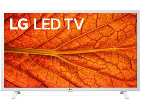 Телевизор LG 32 LED, HD, Smart TV (webOS), Звук(2x5 Вт), 3xHDMI, 2xUSB, 1xRJ-45, Белый, 32LM638BPLC