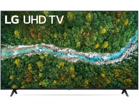 Телевизор LG 50 LED, UHD, Smart TV (webOS), Звук (2x10 Вт), 2xHDMI, 1xUSB, 1xRJ-45, Черный, 50UP77506LA