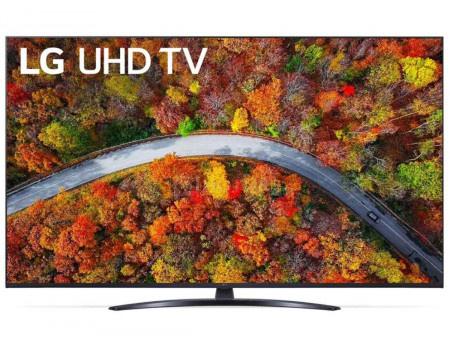 Телевизор LG 50 LED, UHD, Smart TV (webOS), Звук (2x10 Вт), 3xHDMI, 2xUSB, 1xRJ-45, Черный, 50UP81006LA
